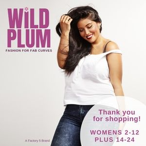 Other - Wild Plum--Sizes Small-3X